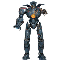 PACIFIC RIM SERIE 5 GIPSY DANGER BATTLE DAMAGED 18CM FIGURE
