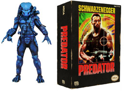 PREDATORS CLASSIC VIDEO GAME FIRST APPEARANCE 18CM
