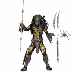 PREDATORS SER 15 TEMPLE GUARD FIGURINE
