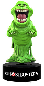 GHOSTBUSTERS FIGURINE BODY KNOCKER BOBBLE SLIMER 15 CM