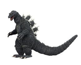 KING KONG CONTRE GODZILLA FIGURINE HEAD TO TAIL 1962 GODZILLA