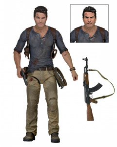 UCHARTED 4 FIGURINE ULTIMATE NATHAN DRAKE