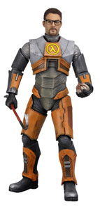 HALF-LIFE 2 FIGURINE GORDON FREEMAN 18 CM