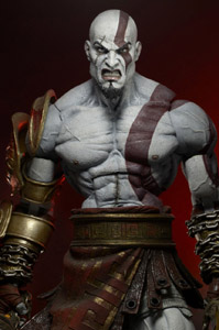 GOD OF WAR 3 FIGURINE ULTIMATE KRATOS