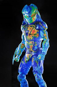 Photo du produit PREDATOR 2018 FIGURINE THERMAL VISION FUGITIVE PREDATOR 20 CM Photo 1