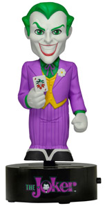 FIGURINE JOKERDC COMICS BODY KNOCKER BOBBLE