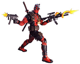 MARVEL CLASSICS FIGURINE 1/4 ULTIMATE DEADPOOL 45 CM