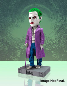 SUICIDE SQUAD HEAD KNOCKER JOKER 20 CM
