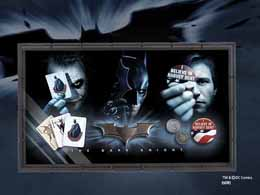 COFFRET BATMAN THE DARK KNIGHT REPLIQUES