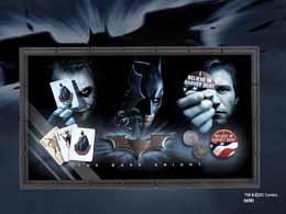 COFFRET BATMAN THE DARK KNIGHT REPLIQUES