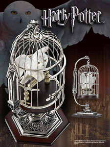 HARRY POTTER MINIATURE HEDWIG