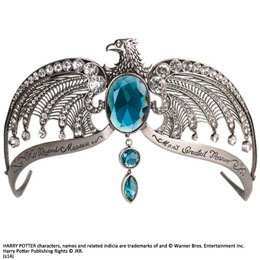 Photo du produit HARRY POTTER COIFFE DE ROWENA RAVENCLAW Photo 1