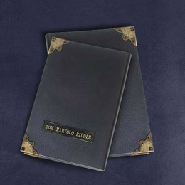 REPLIQUE HARRY POTTER 1/1 JOURNAL DE TOM JEDUSOR