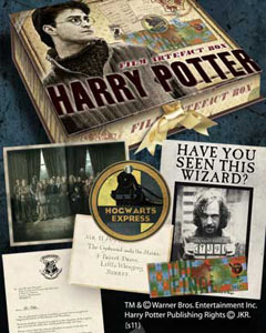HARRY POTTER BOITE D´ARTEFACTS HARRY POTTER