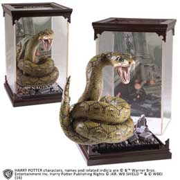 HARRY POTTER STATUETTE MAGICAL CREATURES NAGINI