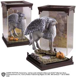 HARRY POTTER STATUETTE MAGICAL CREATURES BUCKBEAK