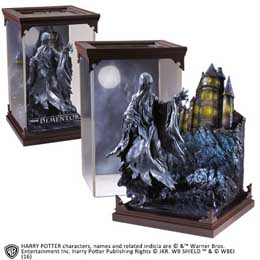 REPLIQUE HARRY POTTER DIORAMA MAGICAL CREATURES DEMENTOR