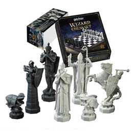 HARRY POTTER JEU D´ECHECS WIZARDS CHESS