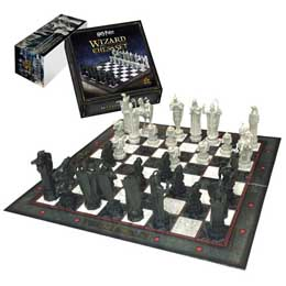Photo du produit HARRY POTTER JEU D´ECHECS WIZARDS CHESS Photo 1