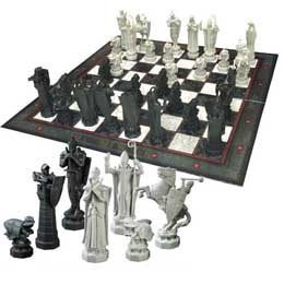 Photo du produit HARRY POTTER JEU D´ECHECS WIZARDS CHESS Photo 2