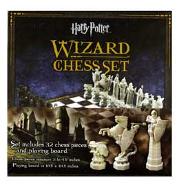 Photo du produit HARRY POTTER JEU D´ECHECS WIZARDS CHESS Photo 3