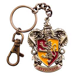 HARRY POTTER PORTE CLE METAL GRYFFINDOR
