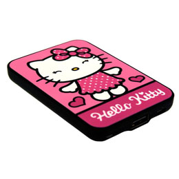 CHARGEUR DE BATTERIE HELLO KITTY CREDIT CARD SIZED POWER BANK 5000 MAH