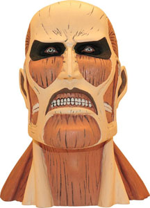 ATTACK ON TITAN BUSTE COLOSSAL TITAN 23 CM