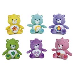 Photo du produit PELUCHE DOUDOU BISOUNOURS 27 CM Photo 1
