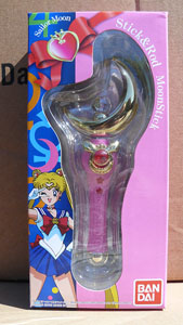 SAILOR MOON REPLIQUE MOON STICK & ROD COLLECTION MOON STICK - BANDAI