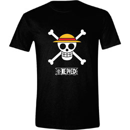 ONE PIECE T-SHIRT LUFFY LOGO