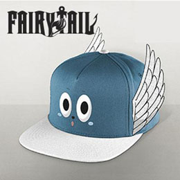 CASQUETTE FAIRY TAIL SNAPBACK HAPPY