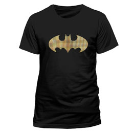 BATMAN T-SHIRT 3 COLOUR DOTS