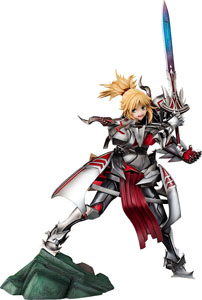 FATE/APOCRYPHA STATUETTE PVC 1/8 SABER OF RED (MORDRED) 32 CM
