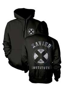 X-MEN SWEAT A CAPUCHE INSTITUTE