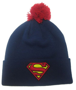 DC COMICS BONNET SUPERMAN
