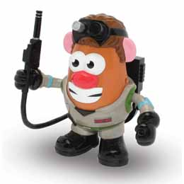 GHOSTBUSTERS MR PATATE