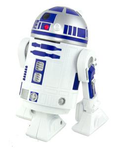 STAR WARS ASPIRATEUR DE BUREAU R2-D2 13 CM