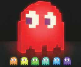 PAC-MAN LAMPE LED GHOST