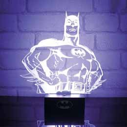 Photo du produit DC COMICS LAMPE LED BATMAN Photo 1