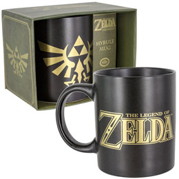 Photo du produit LEGEND OF ZELDA MUG HYRULE WINGCREST