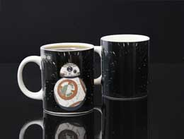 STAR WARS EPISODE VII MUG DECOR THERMIQUE BB-8