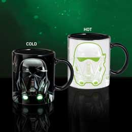STAR WARS ROGUE ONE MUG DECOR THERMIQUE DEATH TROOPER