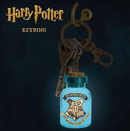 HARRY POTTER PORTE-CLE LUMINEUX POTION BOTTLE