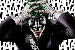 DC COMICS POSTER JOKER KILLING JOKE