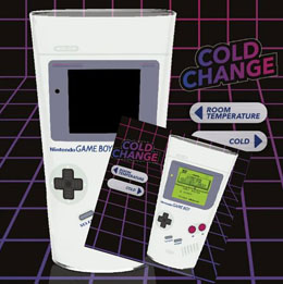 NINTENDO GAME BOY VERRE CHANGEANT DE COULEUR SUPER MARIO LAND