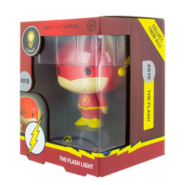 Photo du produit DC COMICS VEILLEUSE 3D THE FLASH 10 CM Photo 1