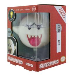 Photo du produit SUPER MARIO VEILLEUSE 3D BOO 10 CM Photo 1
