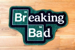 BREAKING BAD TAPIS LOGO