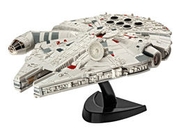 STAR WARS EPISODE VII MAQUETTE 1/241 MILLENNIUM FALCON